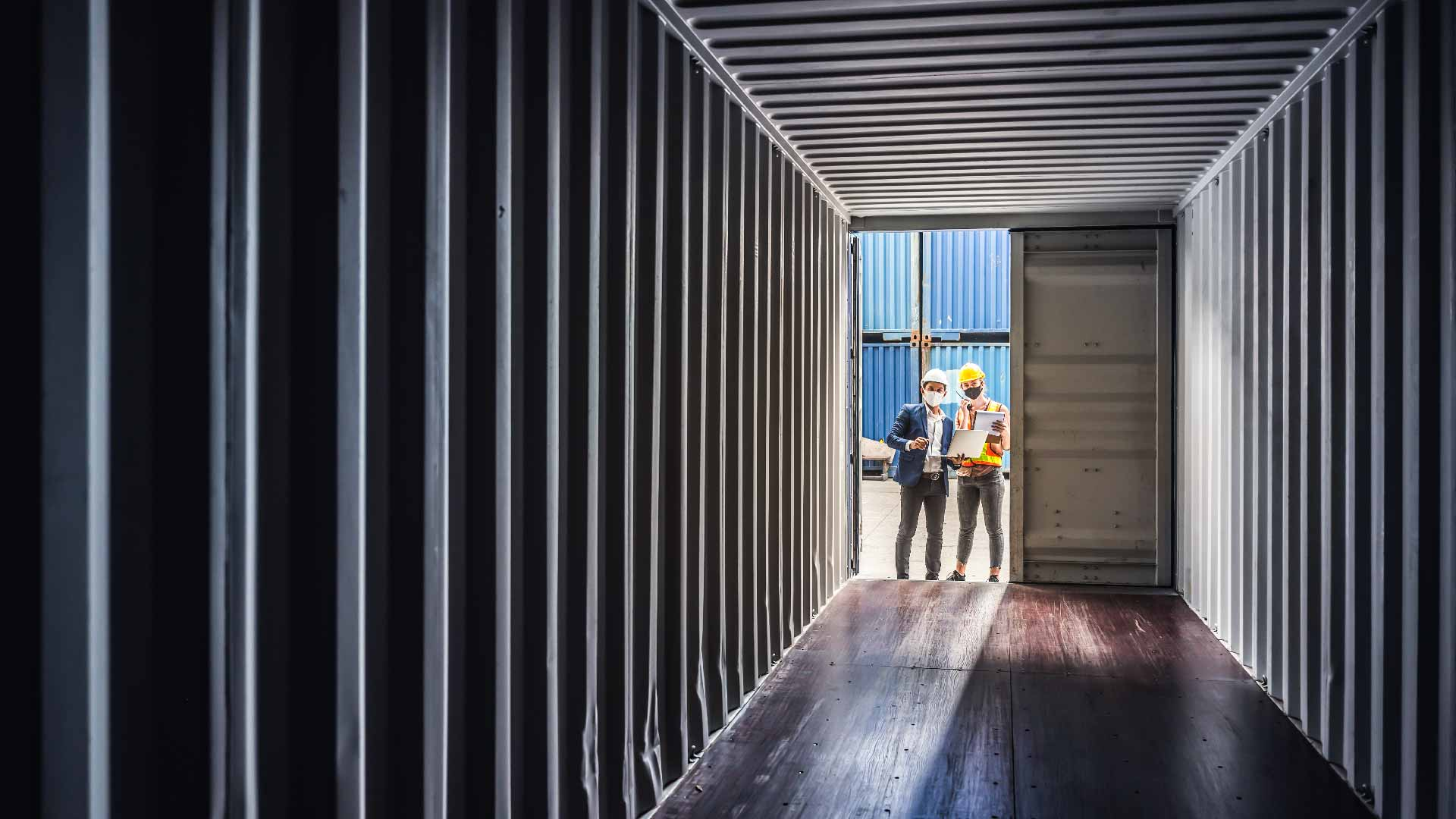 container delivery Vancouver